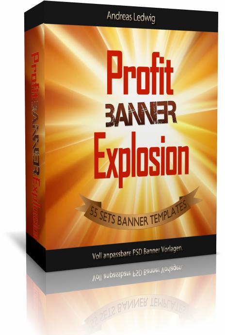 Profit Banner Explosion